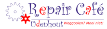 RepairCafe Udenhout logo