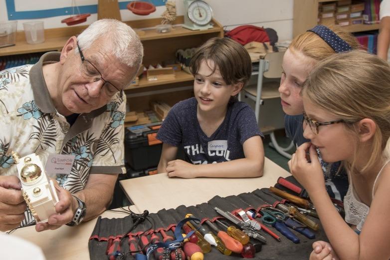 RepairCafe Udenhout kinderen